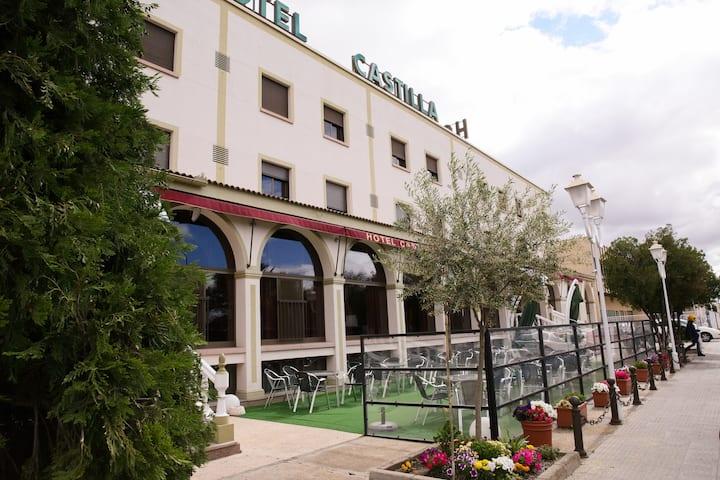 Habitación en Boutique Hotel - Individual