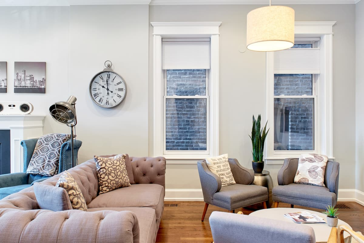Relax with Family in a Luxury Chicago Single Family Home