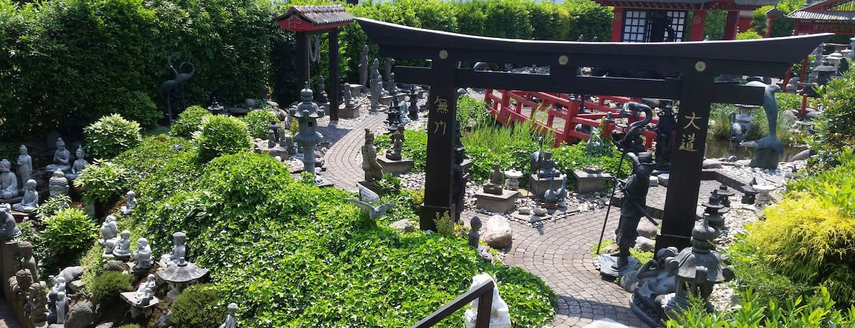 Asian Garden - Erlebt Asien von seiner schönsten Seite.