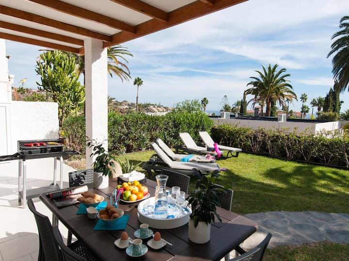 Bungalow for 6 in San Agustin Rocas Rojas