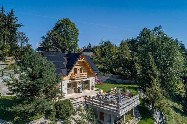 SIESTA&FIESTA komfortowy dom w górach