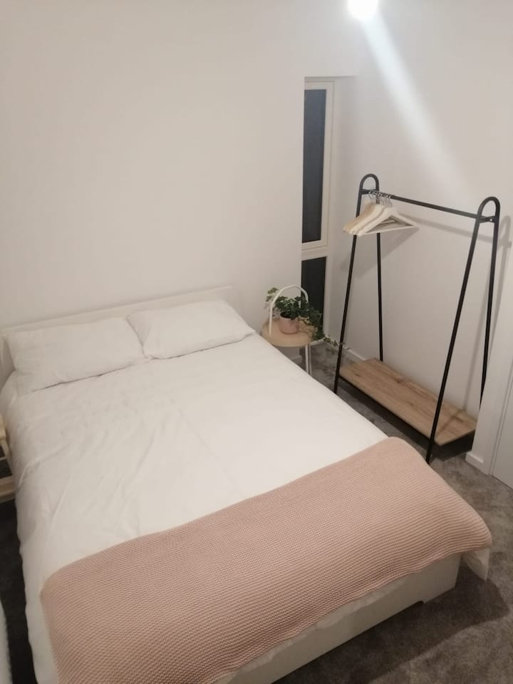 Brand New**King size EMMA bed, private locked room