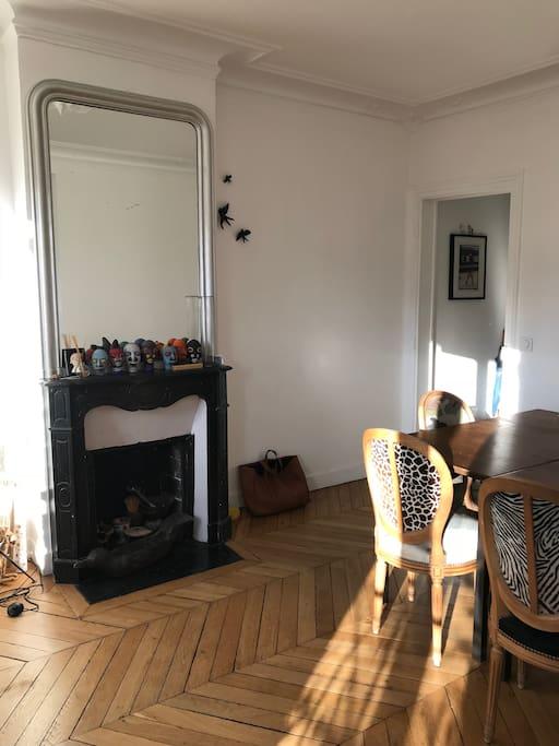 Salon-Living Room