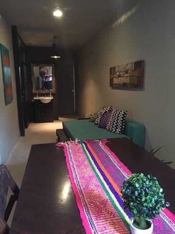 Dpto un dormitorio amoblado, calle avellaneda - Santiago del Estero