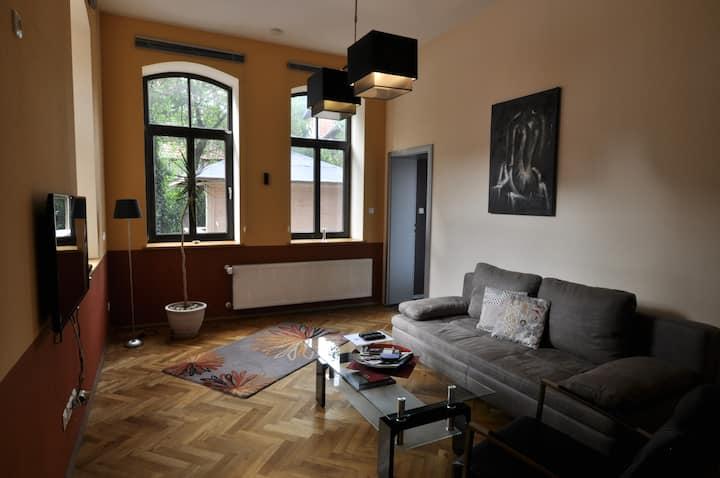 MCM Comfort Appartment Alpha