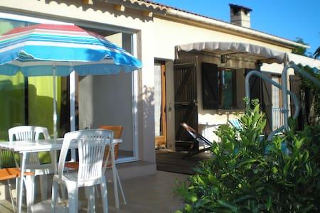 Ajaccio Villa piscine privée 5 pers - Ajaccio
