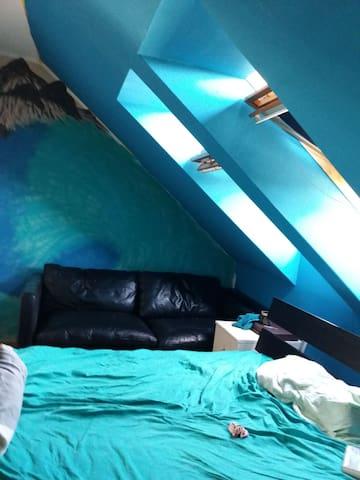 Blue Laguna~ Room Munich