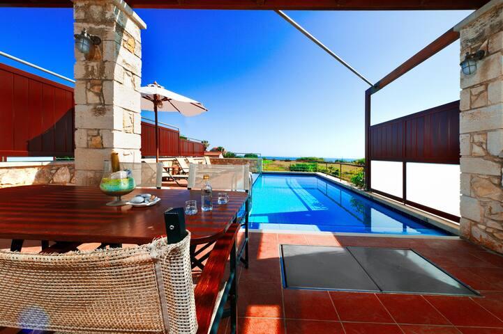Corali 3BD Villa - Private Pool - Kamisiana - Ev