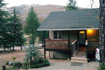 Quiet & Cozy Cabin near Yosemite - Mariposa - House