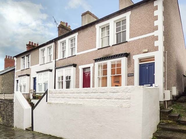 Hillrise Cottage in Conwy Town Centre - Conwy - Ev