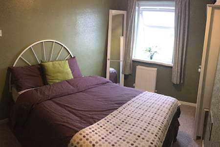 Cozy and private room in Newcastle-Under-Lyme - Newcastle-under-Lyme - Rumah