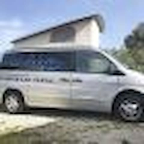 Mercedes Vito con cambio automatico
