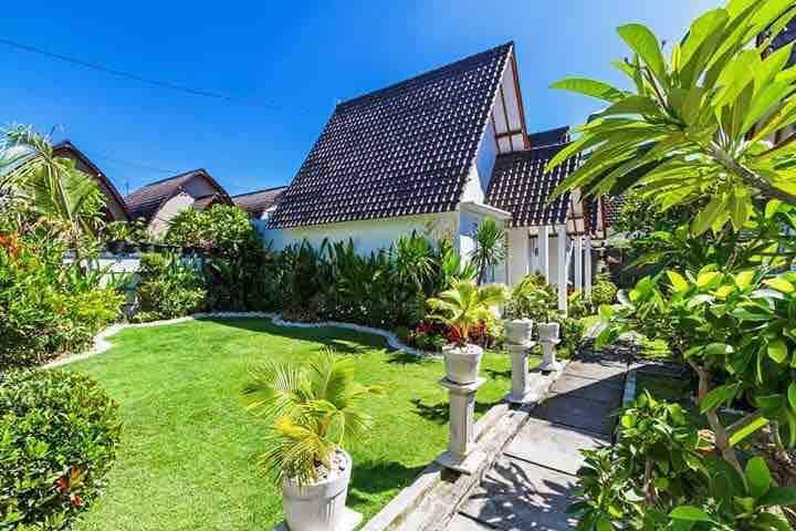 White house villa Bali 4 special promo