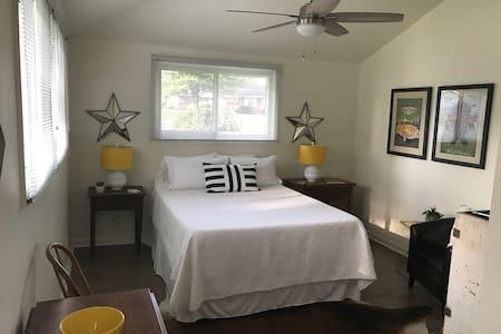Haven: Private Suite Retreat in South Nashville