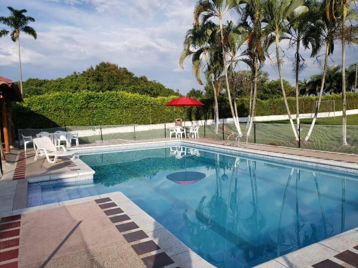 Villa hotel San Jorge 2
