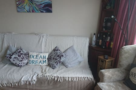 Master room, free parking, Bitterne - Southampton