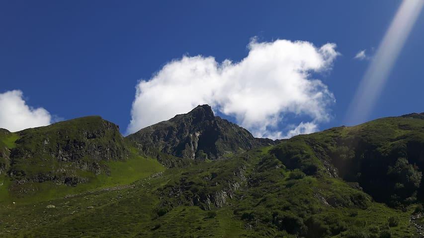Einfach mal zur Ruhe kommen - Almhütte Kanzlahüsle - Silbertal - Bungalo