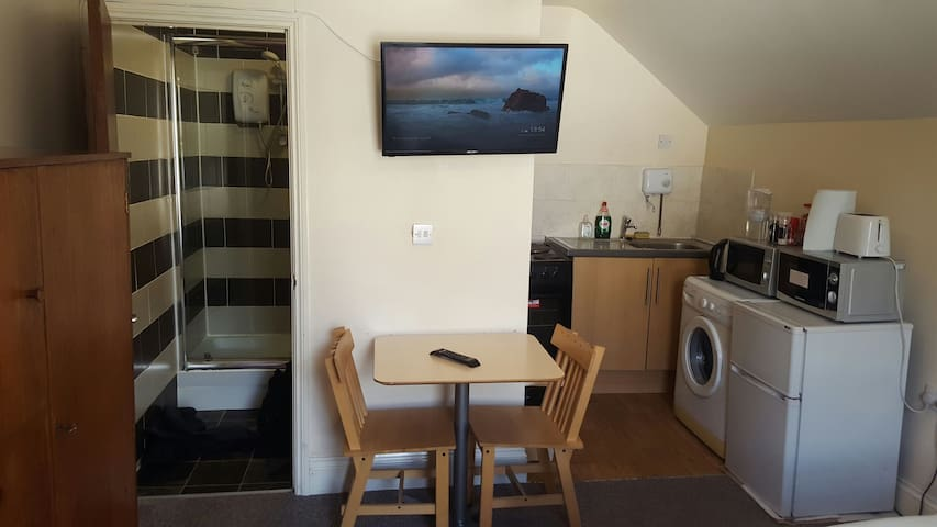 Very convenient studio flat III - Oxford - Apartamento