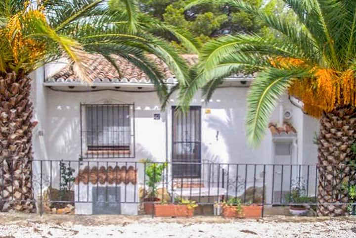 Moraira Park - charming cottage in Moraira