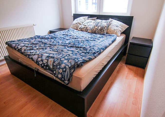 Gemütliche 2-Zimmer Wohnung am Rheinufer