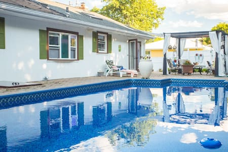 Beautiful, Peaceful Resort Like Home - Worcester - Haus