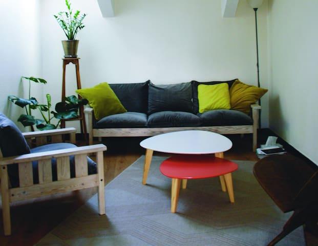 bel appart avec terrasse, proche centre ville - Aubenas - Apartment
