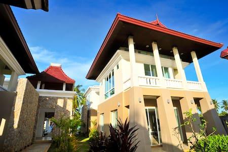 Luksus Villa på borthjemt strand - Taling Chan - Villa - 1