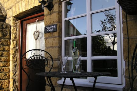 Enchanting cottage with log burner , town centre - Bourton-on-the-Water - Rumah