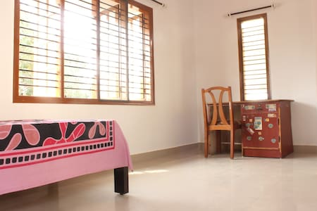 Spacious Terrace Room | Noise-Pollution Free