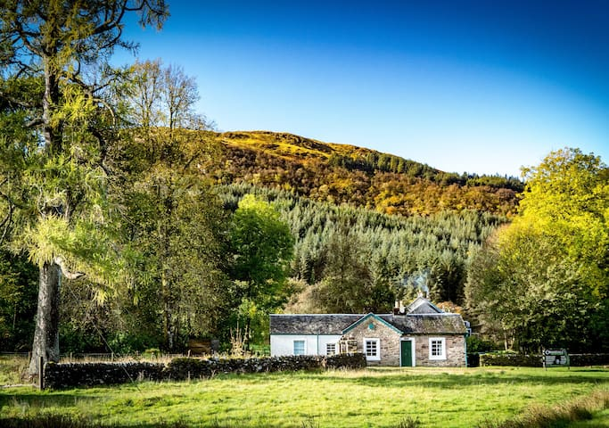Luxury self-catering cottage - Argyll and Bute - Bungaló