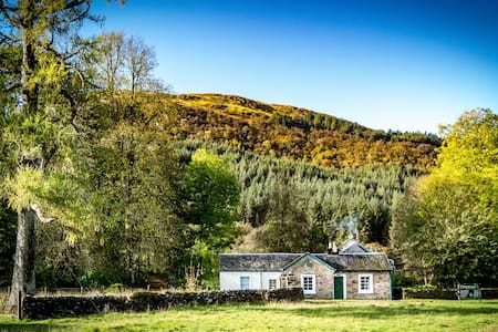 Luxury self-catering cottage - Argyll and Bute - Domek parterowy