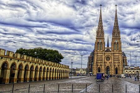 Ambiente familiar en una hermosa ciudad - Luján