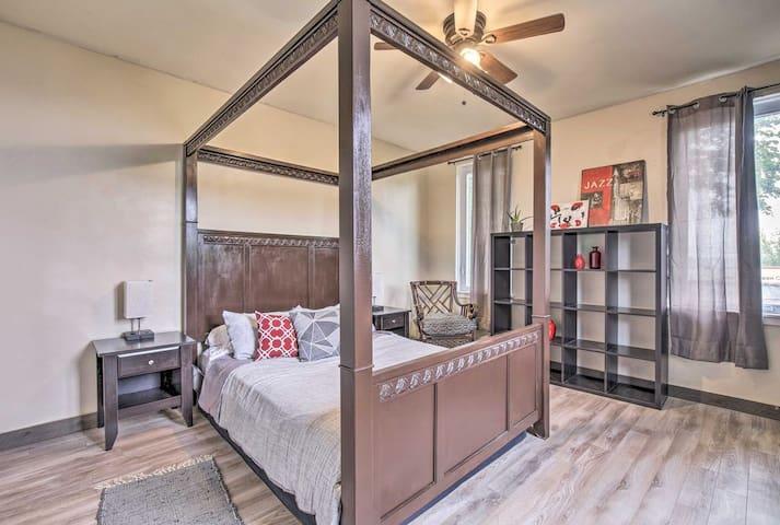 Beautifully renovated bedroom!