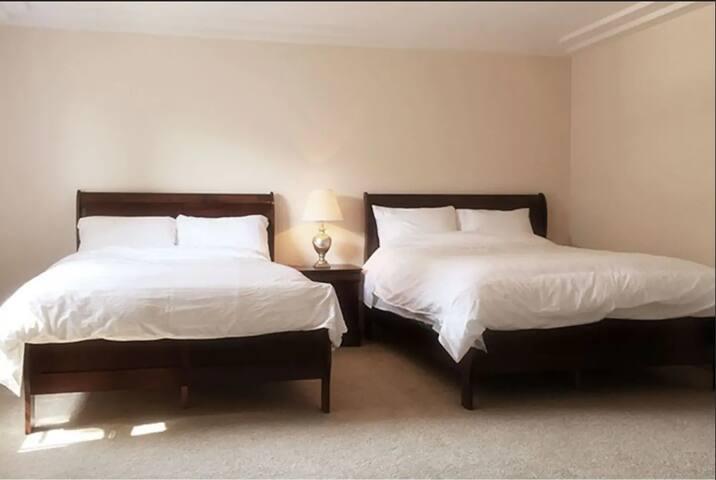 Cozy sleep airbnb & private bathroom