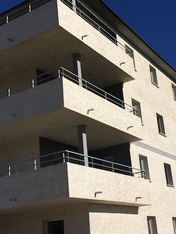 Appartement spacieux avec vue imprenable