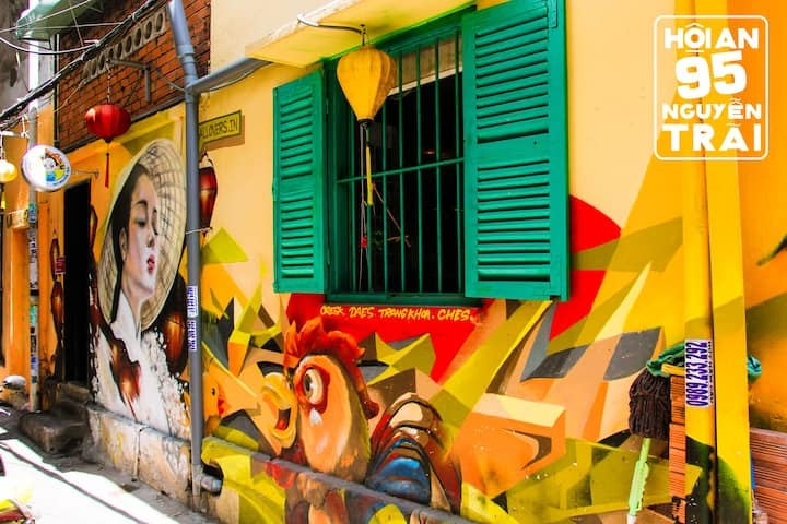 Hoi An Alley District 1 - 23/9 Park #2 Private