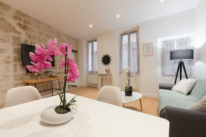 Très bel appartement au cœur du centre historique