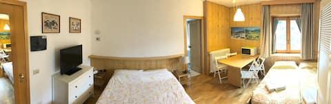 Central apartment Bormio