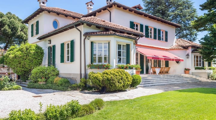 Villa San Bastiano - Luxury in the Venetian hills