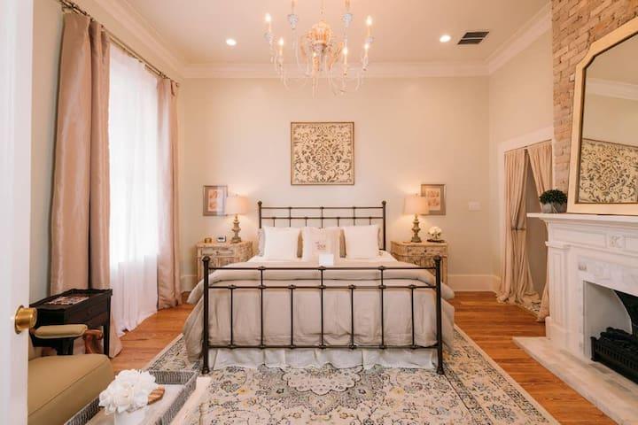 Sarah Reed Grand Suite