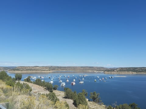 Easy distance to Navajo Lake & SJ Quality Waters.