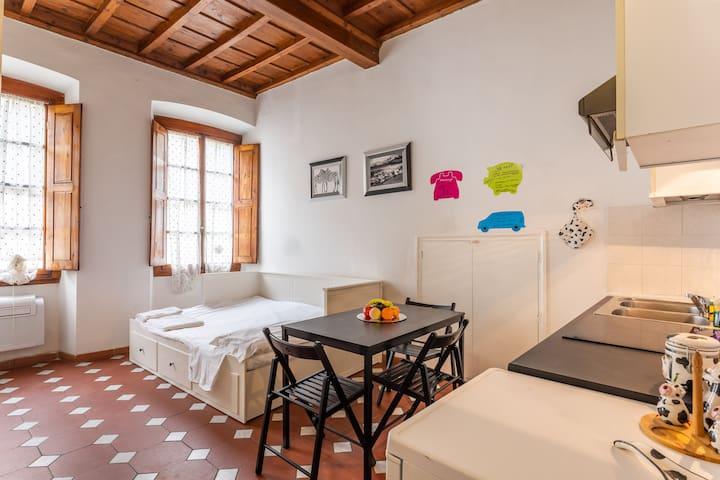 Santa Croce mini loft
