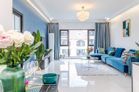 【 Xichang Extraordinary 】 New house special offer Xichang Hexin Nanshan high-end 3BR near Xichang online spot, Moon Lake Park