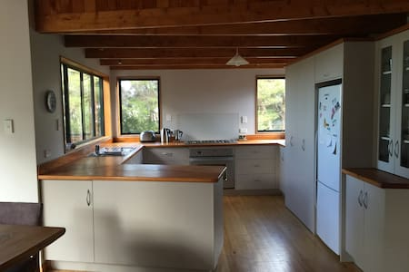 Charlett Point Summer House, Golden Bay - Rangihaeata - Hus