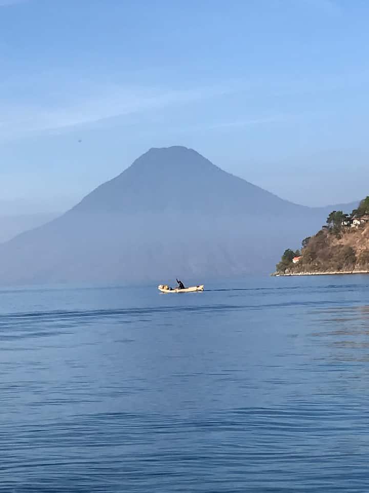 Penthouse en Condominio La Riviera de Atitlán