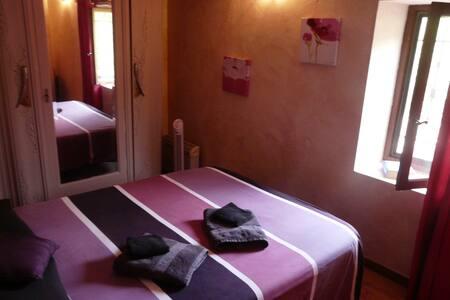 nouvelle chambre  ,  mini-bar et petit déj.