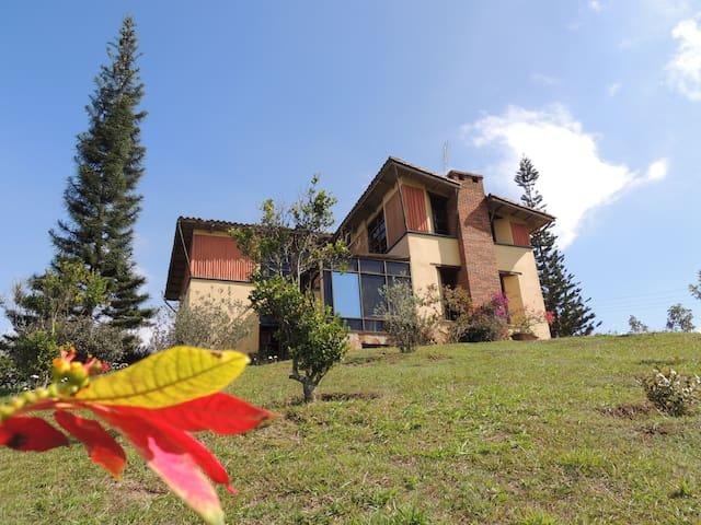 Ecocabaña VILLA BETH-EL