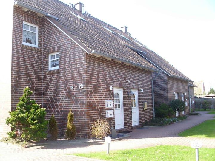 Ferienwohnung Hilbers Carolinensiel, (Wittmund-Carolinensiel), Ferienwohnung, 66qm, 2 Schlafzimmer, max. 4 Personen