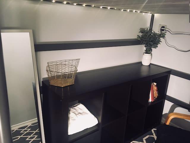 Trendy Annex Cozy room