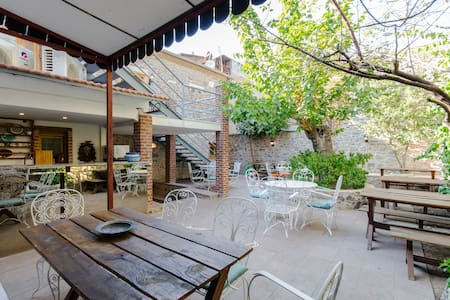 Magnificent Stone House in the Center of Izmir